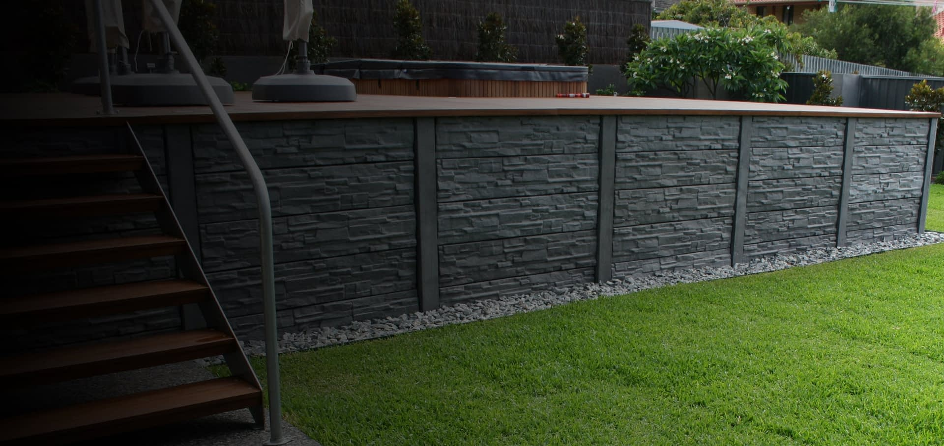 How much does it cost to build a retaining wall in 20 ...